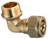 금관 악기 압축 연결 이음쇠