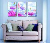 壁の装飾のための卸し売りEco支払能力があるデジタルのバックラムの絵画印刷