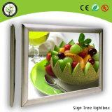 Cartel LED del cuadro de A2 que rastrea A3 A4 LED que hace publicidad del rectángulo ligero