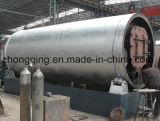 Semi-Continuous Machine van het Recycling van de Band van het Afval