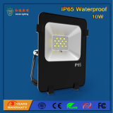 luz de inundación al aire libre de 10W SMD 3030 LED