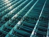 """Rete metallica saldata PVC-Rivestita con il formato 1/2 del foro """" a 4 """""""
