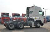 Camion d'entraîneur de Sinotruk HOWO-T7h 400HP 6X4 pour le camion de remorque
