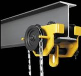 Trolley liso de alta resistência de 2 toneladas