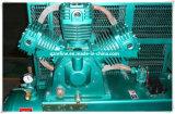 Compressor de ar industrial da C.A. do estágio de KAH-5.5 4kw 181psi dois