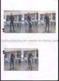 Escultura dos Mannequins do projeto da origem para a produção