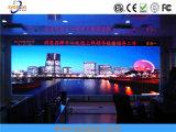 Miete LED-Bildschirmanzeige-Innenpanel der hohen Definition-P4.81 farbenreiches