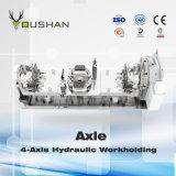 Dispositivo elétrico hidráulico do eixo 4-Axis do C