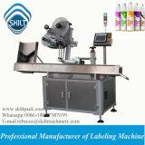 Машина для прикрепления этикеток губной помады стикера фабрики Skilt автоматическая профессиональная