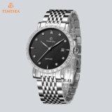 Waterdichte Horloges van de Juwelen van de manier de Automatische Gouden voor Mensen 72523