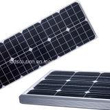 lumières extérieures solaires Integrated de 50W DEL pour la voie, éclairage de jardin