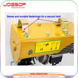 Электрическая электрическая лебедка ворота 220V 300kg миниая
