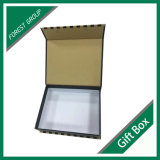 Напечатанная поверхностью магнитная коробка подарка бумаги картона