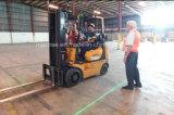 Luz reversa azul vermelha vermelha da luz de advertência da zona do laser do Forklift