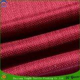 Tissu 2017 de rideau en arrêt total de franc de polyester tissé par tissu chaud de rideau en guichet d'hôtel