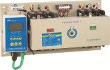 CA eléctrica del Ce 2p 3p 4p 3 interruptor automático dual 1A~63A de la transferencia del interruptor de cambio del generador del regulador del ATS de la potencia 220V de la fase