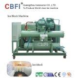 De Machine van het Blok van het ijs met Goede die Prijs in China wordt gemaakt