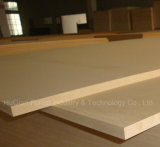 Standard Size Plain MDF 1220X2440X20mm for Decoration