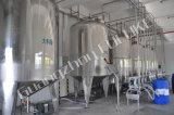 Tank van de Opslag van de Room van het Roestvrij staal van Grage SUS316L van Fuluke de Sanitaire Vloeibare