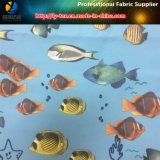 سمكة طباعة من بوليستر لين دقيقة يحاك بناء لأنّ [بشور] ([يه2145.2146])