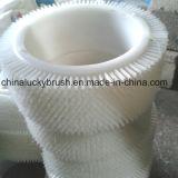 Cepillo material de nylon del rodillo para la máquina del cortador (YY-211)