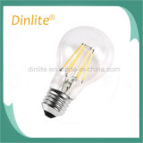Le plus populaire A19 6W LED Filament Bulb