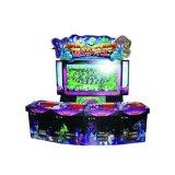 Het Ontspruiten van de Arcade van het Kanon van de simulator de VideoMachine van het Spel