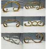 ステンレス鋼のガードレールの装飾的なアクセサリ