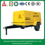 Compressore d'aria trainabile della vite delle rotelle di Kaishan LG-2.7/13y 30HP due