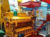 Hfjmq-6A kleine hydraulischer Kleber-Block-Maschinen-beweglicher Block, der Maschine herstellt