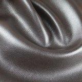 Couro artificial do PVC do preço de fábrica para a mobília (801#)