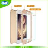 360 도 전면 커버 방어적인 단단한 PC iPhone 7을%s 강화 유리를 가진 내진성 셀룰라 전화 상자를 위한 공장 가격
