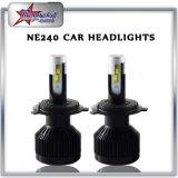 Novo Design 38W 4800lm 12V 24V H4 Car LED Auto Lamp com Philips Chip