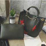 Конструктор затаврил повелительниц сумкой планки цвета контраста мешка с OEM Sy8161 фабрики Гуанчжоу портмона муфты