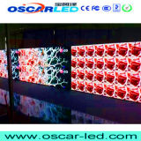 Visualización de LED video a todo color flexible de la tarjeta grande al aire libre HD Premeter P25 del LED