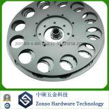 CNC van de Verwerking van het aluminium de Delen van de Machines van het Vervangstuk