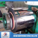 Striscia dell'acciaio inossidabile di rivestimento 410s di AISI no. 4