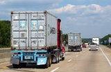 Verschepende Container van Vlakke Opvouwbare Rek van de Adelborst van China het Open