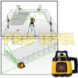 Hoge Precisie die het Groene Roterende Niveau van de Laser nivelleren (sre-2010G)