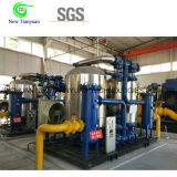 낮은 작업 압력 CNG Refueling 역 천연 가스 탈수함 단위