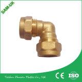 T masculino do cobre do T do cobre (bronze)