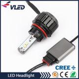 El poder más elevado 36W H1 H7 H8 H11 H13 9005 linterna de 9006 V16 Turbo LED con bueno impermeabiliza