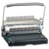 Machine à relier manuelle CB-1410/CB-1410b/CB-1420 de livre de peigne de l'utilisation A4 de bureau