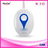 GPS mayor Teléfono de alarma con grandes altavoces estéreo