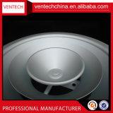 Hvac-justierbares Diffuser- (Zerstäuber)abgas-runder Decken-Aluminiumdiffuser (Zerstäuber)