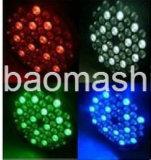 54*3W Lichten van het PARI van het LEIDENE Aluminium van RGBW 4in1 het het het de Waterdichte/Licht van het Stadium/Licht van het Effect/Licht van de Was voor Disco, KTV, Staaf