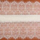 Tessuto francese del vestito da cerimonia nuziale del merletto della guipure di nuovo stile