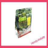 Bolsa de plástico de vacío de alimentos para la carne de arroz salchicha de mariscos congelados