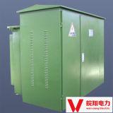 1000kVA fabrizierte Substation/10kv kombinierten Transformator vor