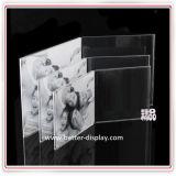 Roatingのアクリルの写真フレームのプラスチック額縁